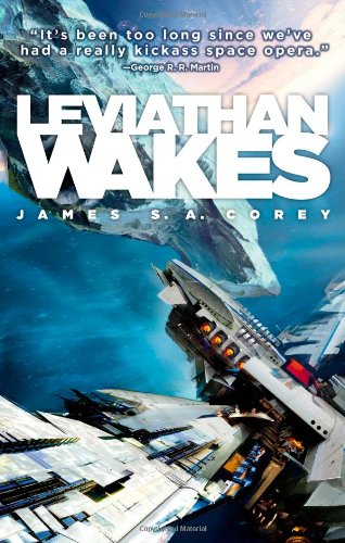 Leviathan Wakes ~ 10 Science-Fiction Books to Recommend to the Uninitiated ~ www.Compulsively Quirky.com