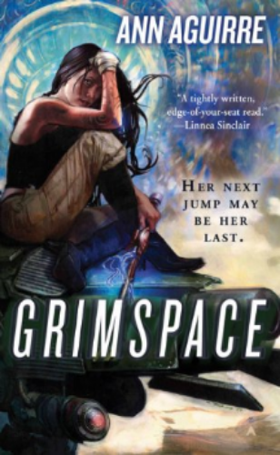 Grimspace ~ 10 Science-Fiction Books to Recommend to the Uninitiated ~ www.CompulsivelyQuirky.com