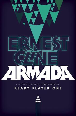 Armada by Ernest Cline ~ two star book review at Compulsively Quirky