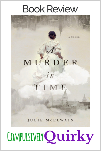 A Murder in Time by Julie McElwain ~ five star review about a time-traveling FBI profiler whose just as kick butt in Jane Austen's world!