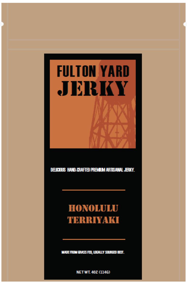 FULTON YARD JERKY
