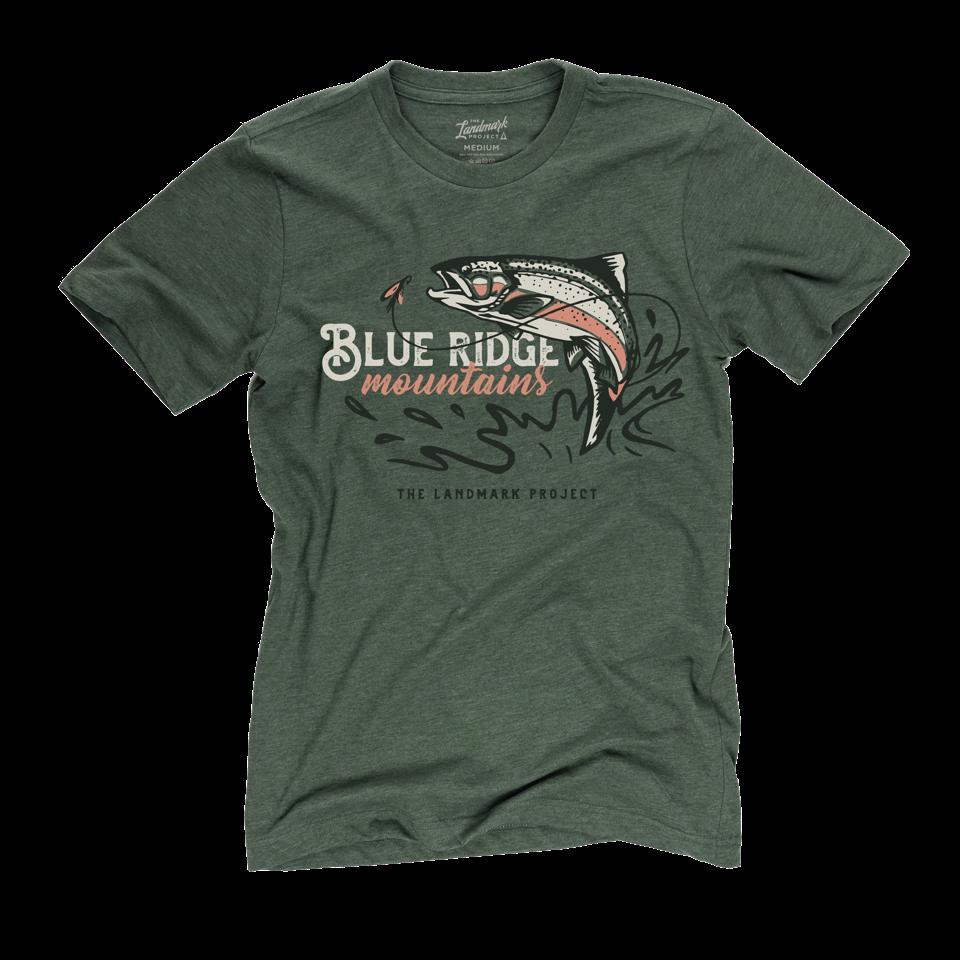 1211 Blue Ridge Trout