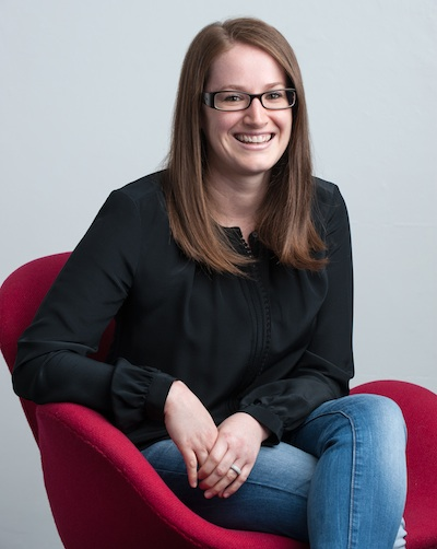 Megan Bromley, former employee of RedBalloon