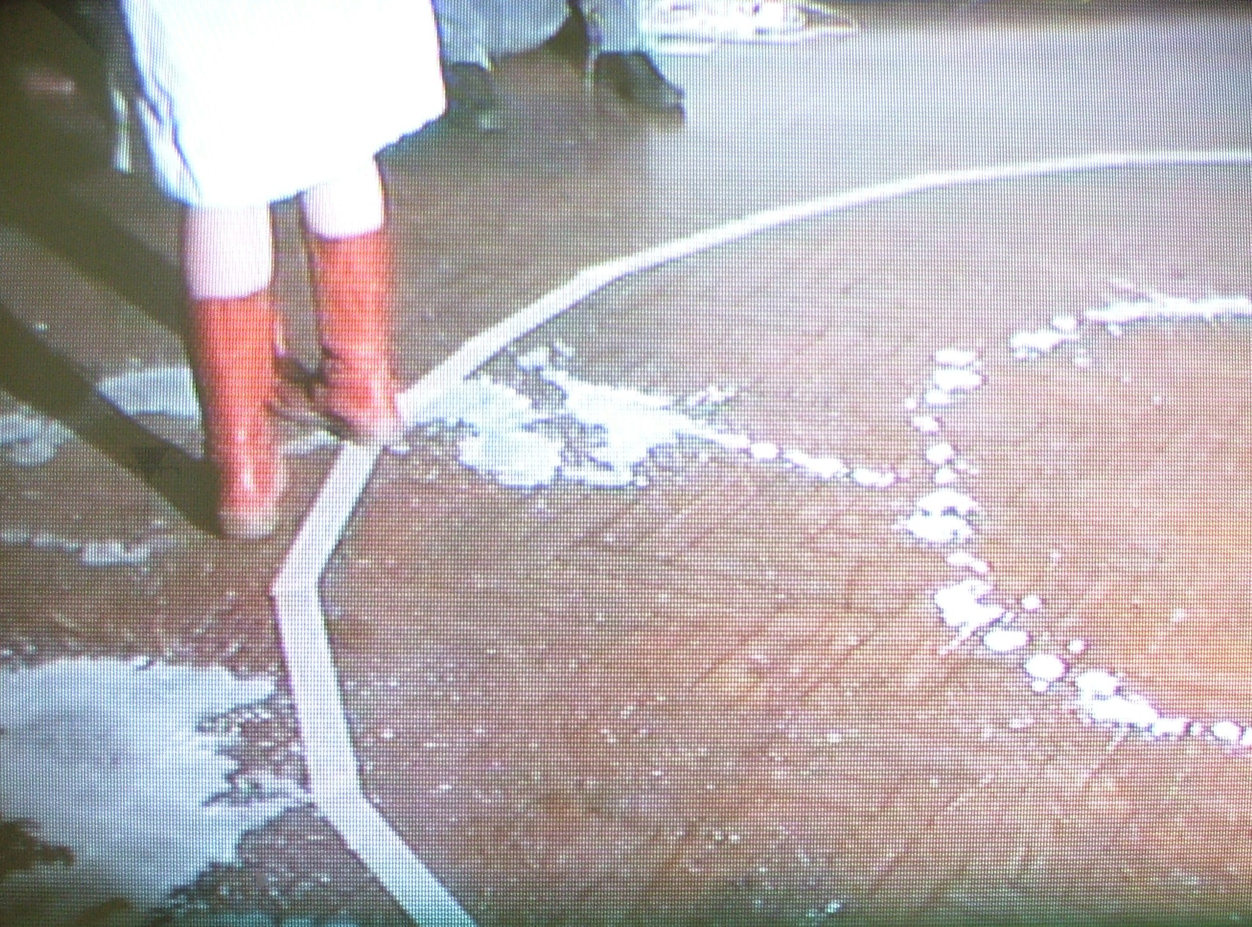 Kate Brown, Milk, performance, 2009