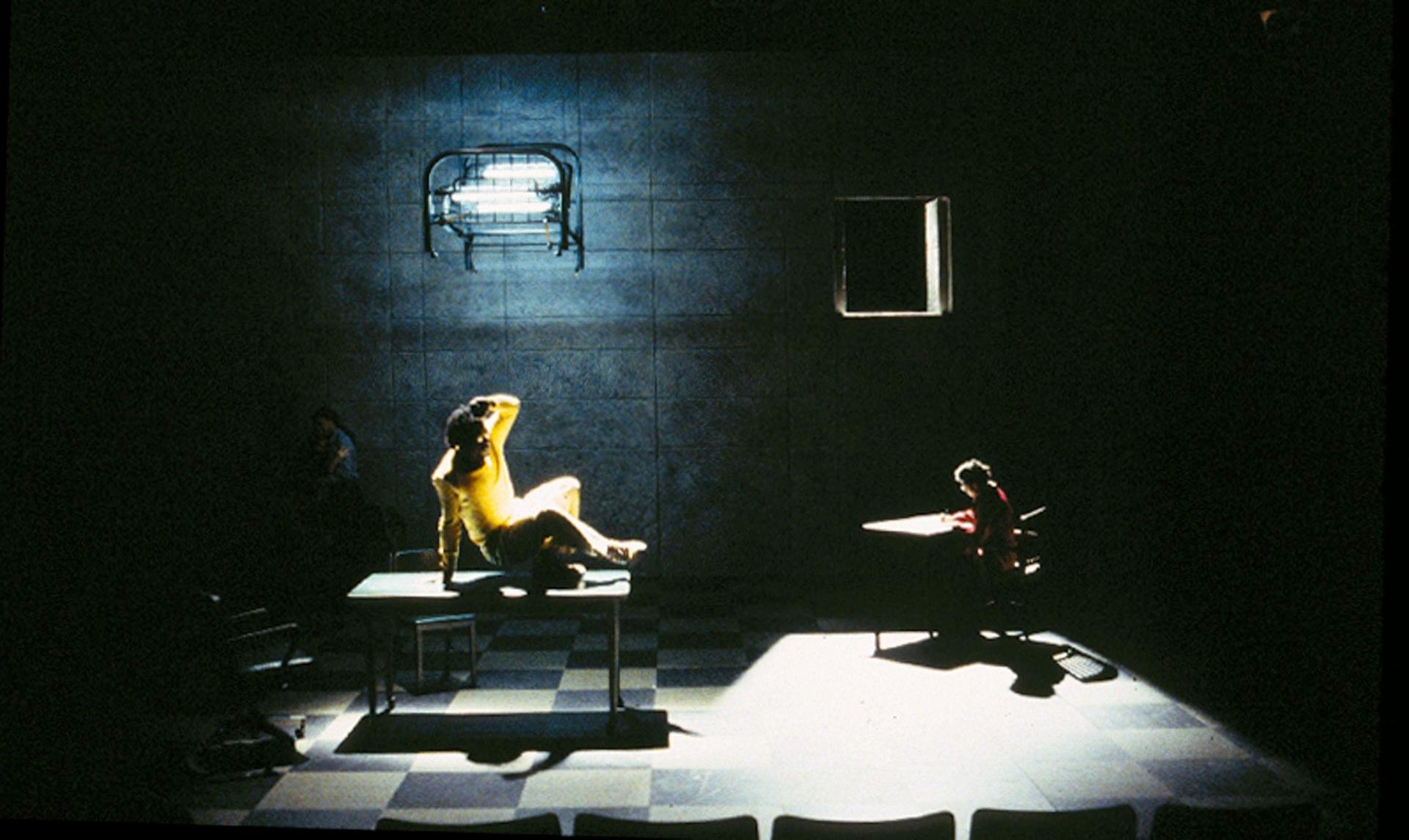 Sleep Deprivation Chamber, UW School of Drama, 2001