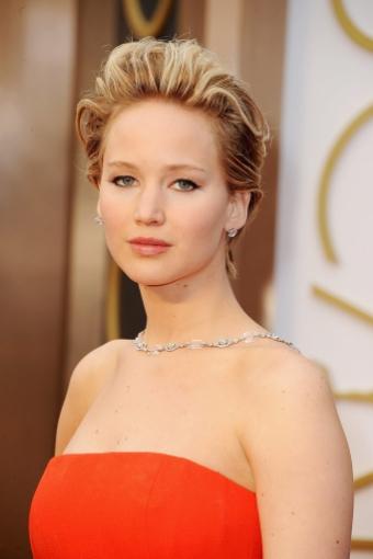Jennifer Lawrence, keeping it so simple
