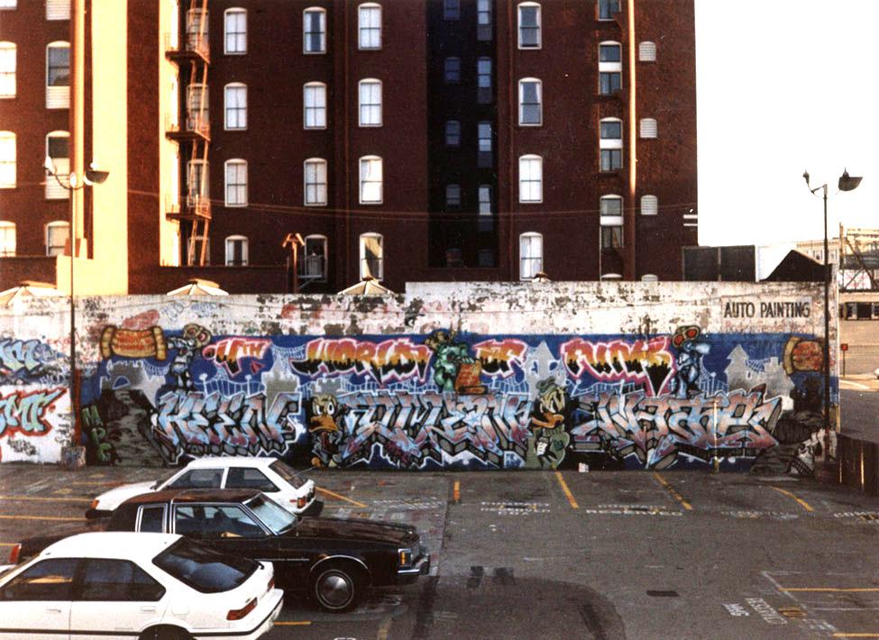 4th World of Funk, MPC Crew SF 1988