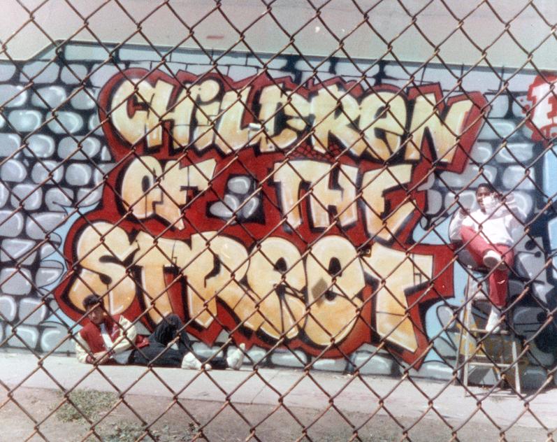 Children of the Street 1987