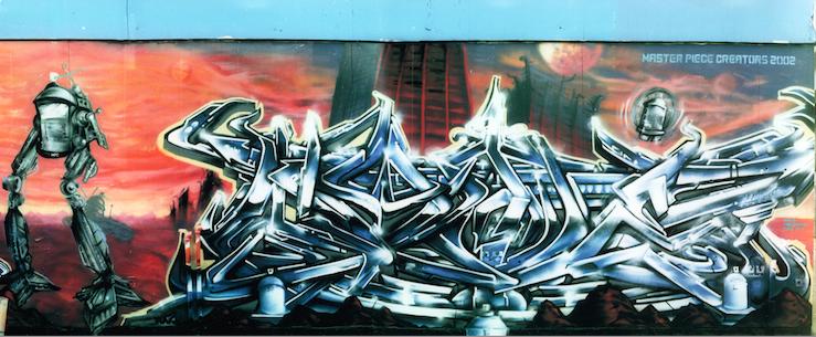 Chrome Piece 2002