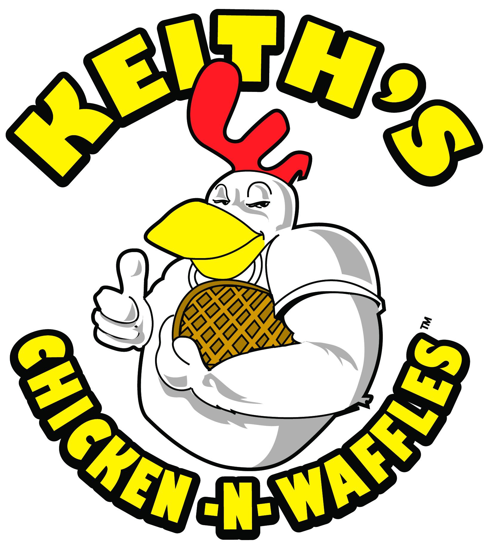 Keith's Chicken-N-Waffles - Logo Design