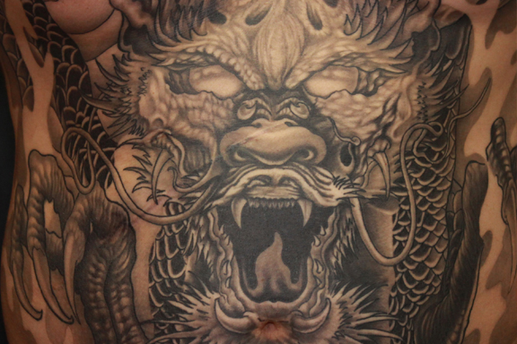 Vu Tran original Tattoo