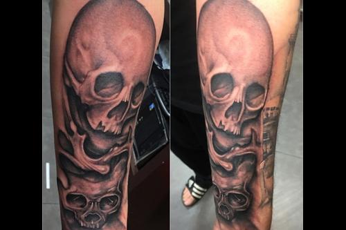 Tattoos by OC tattoos