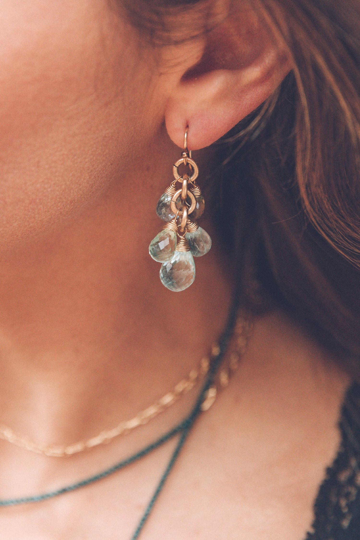 %22Waterfall%22 Aquamarine Earrings.jpg