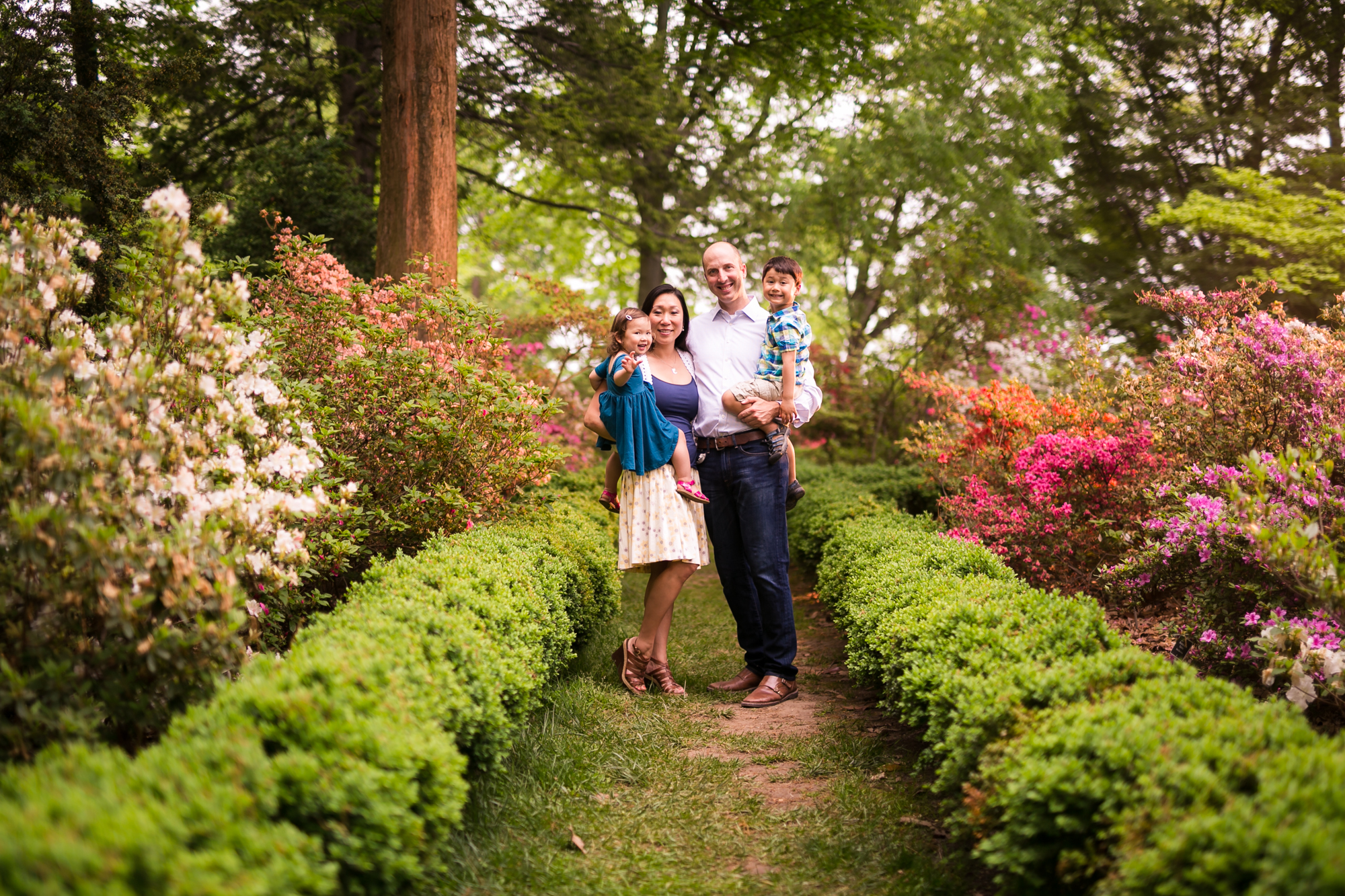 Us National Arboretum Washington Dc Family Photos The Kim