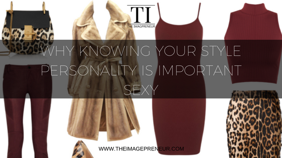 Style Personality sexy personal shopper
