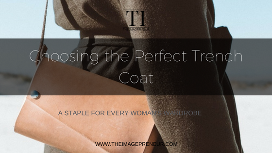 Choosing a Trench Coat