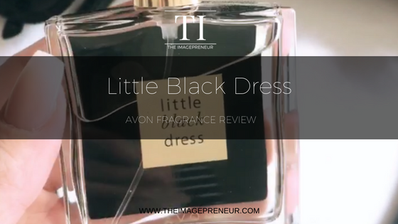 beauty blog perfume review