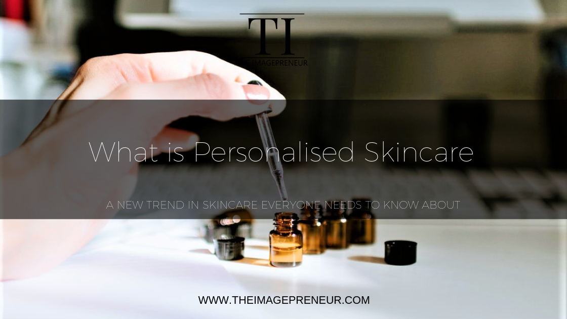 Image and skincare with The Imagepreneur
