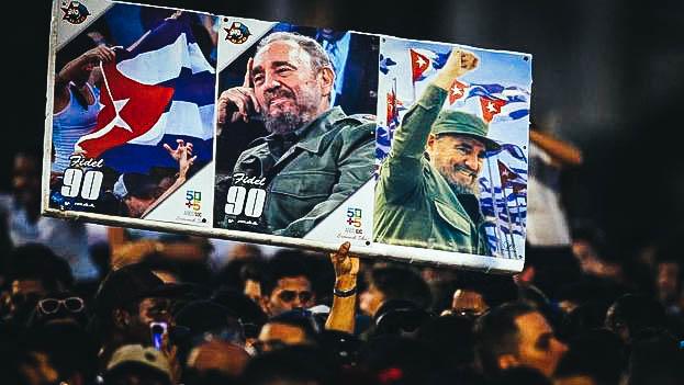 Actos fúnebres para despedir las cenizas de Fidel Castro (EFE)