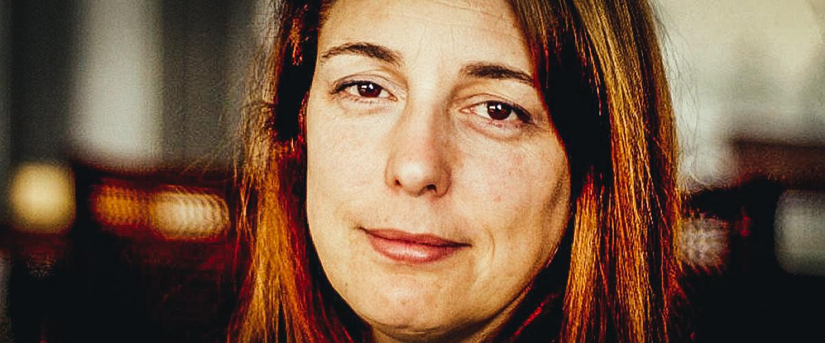 La artista cubana Tania Bruguera