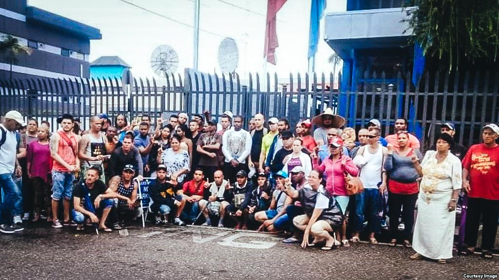 Cubanos at Trinidad and Tobago