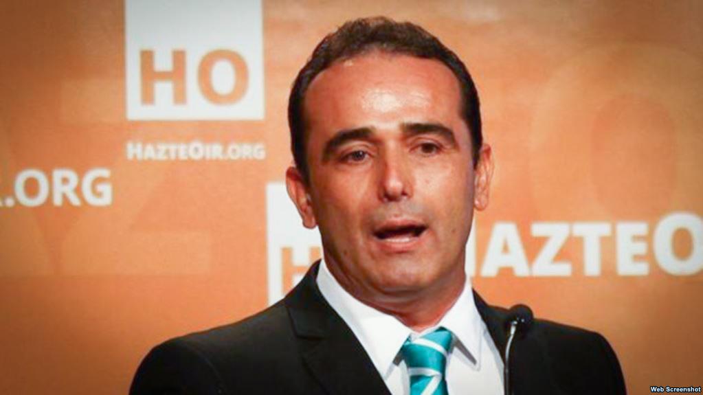 Eduardo Cardet, coordinador nacional del MCL. (Archivo)