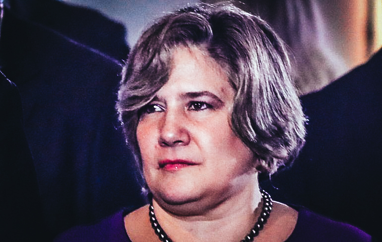 Lis Cuesta, esposa del gobernante cubano Miguel Díaz-Canel. EFE / ARCHIVO