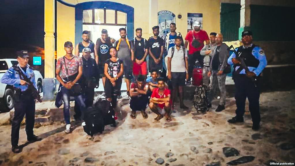 Tomado de Fuerza de Seguridad Interinstitucional Nacional de Honduras (Fusina).