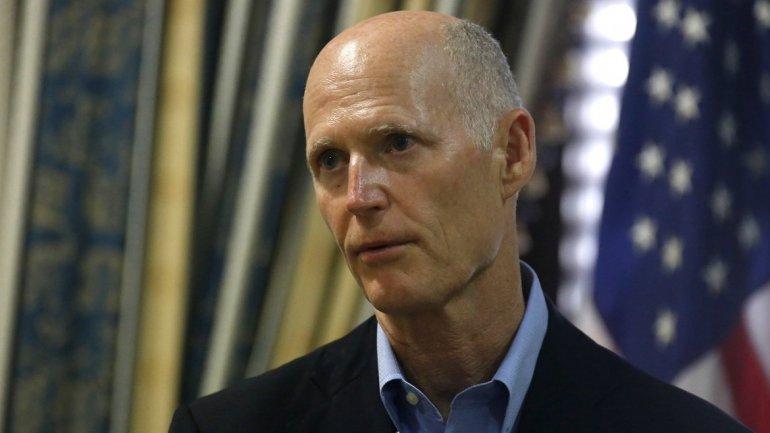 Rick Scott, senador republicano por la Florida.EFE