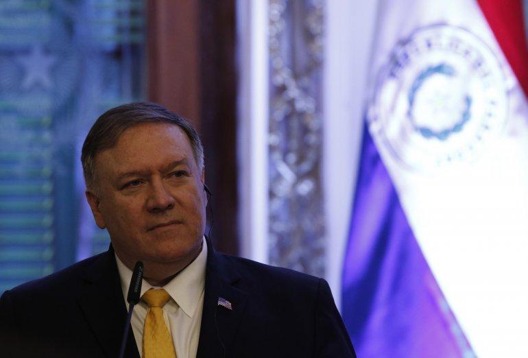 En la imagen, el secretario de Estado de EEUU, Mike Pompeo.EFE/Archivo