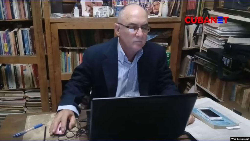 El abogado y periodista independiente cubano, Roberto Jesús Quiñones Haces. (Video/Cubanet)