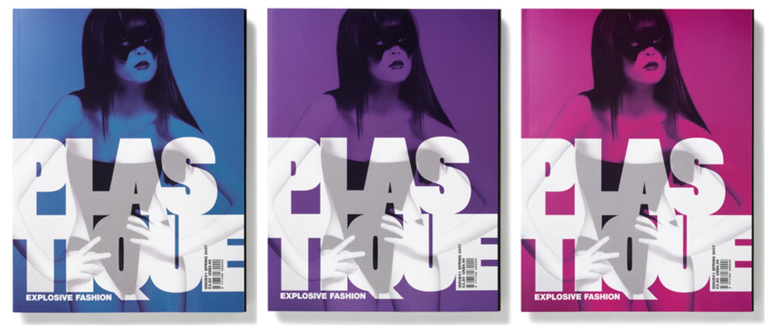 PLASTIQUE ISSUE 1 - SS07