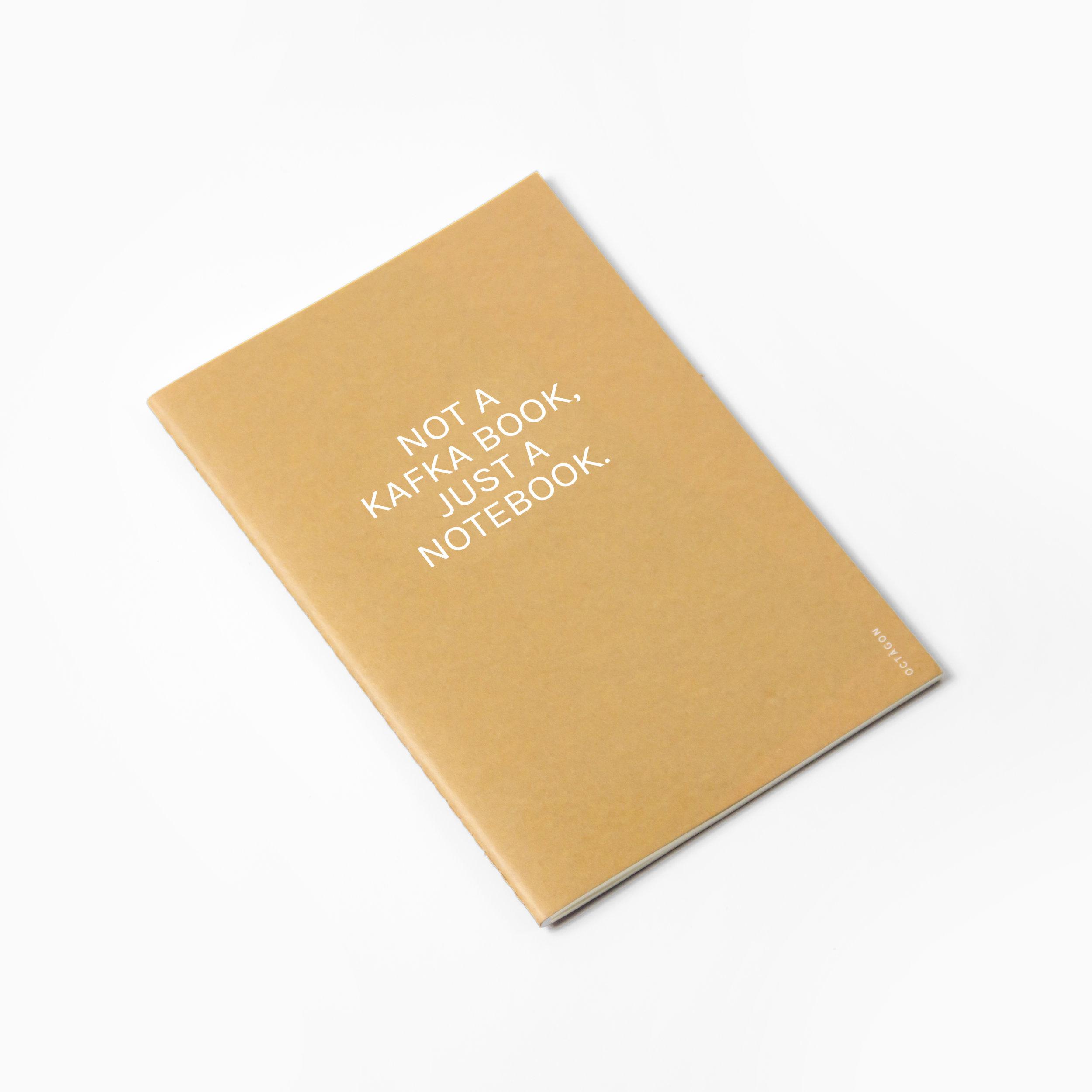 Cuaderno Octagon PERSONAL SH*T