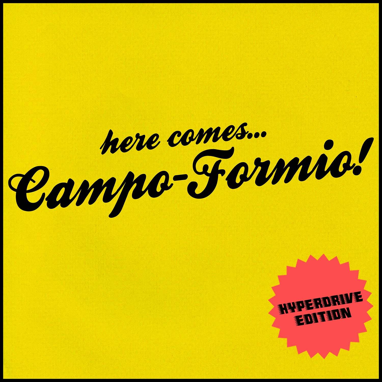 Campo-Formio - here comes... LP
