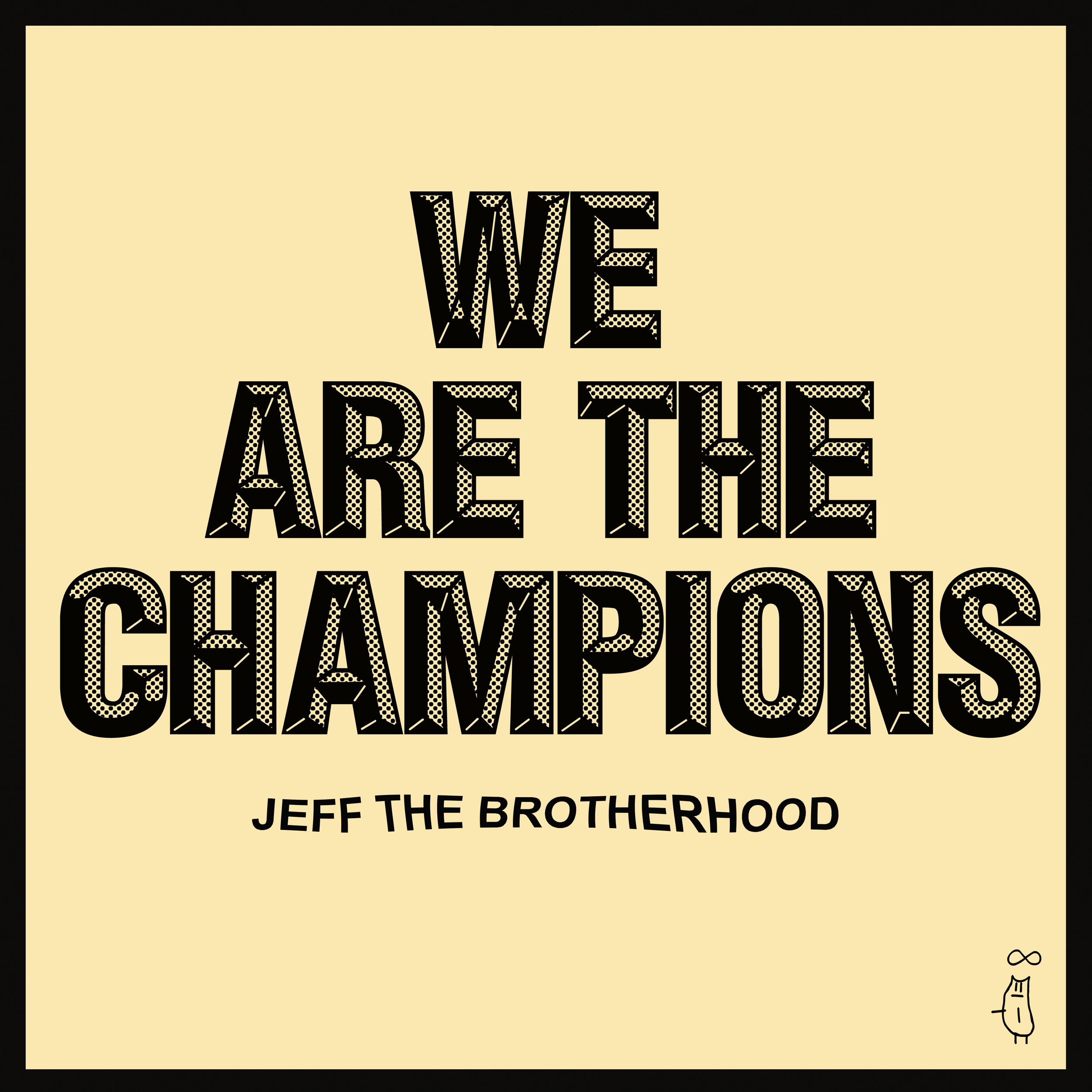 Jeff the Brotherhood - We Are The Champions LP