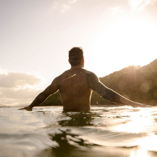 Summer afternoon with another rad water photographer @rmbagus