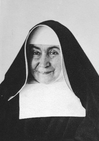Sacred Heart Academy's beloved Foundress, Mother Mary Leonarda