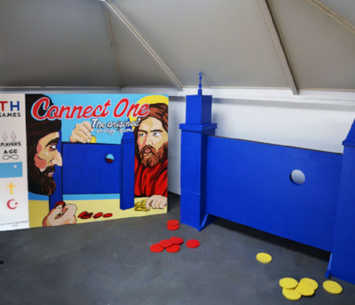 CONNECT ONE / 2016   In  Connect One  (2016) Tom Herck gives shape to life in a time of moral uncertainty. The artist was particularly struck by the way values got scattered in 'the land of liberty, equality and fraternity' after the 2015 and 2016 terrorist attacks. While the attack may evoke comparisons to earlier tragedies in New York, London, or Madrid, France's relationship with its Muslim citizens is complex, particular, and…    Read more