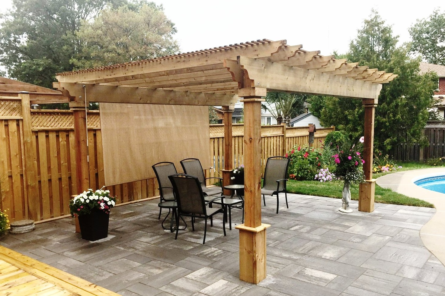 Click to view more    DECKS, SHADE STRUCTURES & PERGOLAS    VIEW DESIGNS
