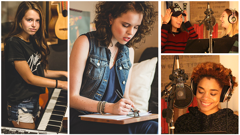 Cultivating great music and nurturing aspiring female artists.