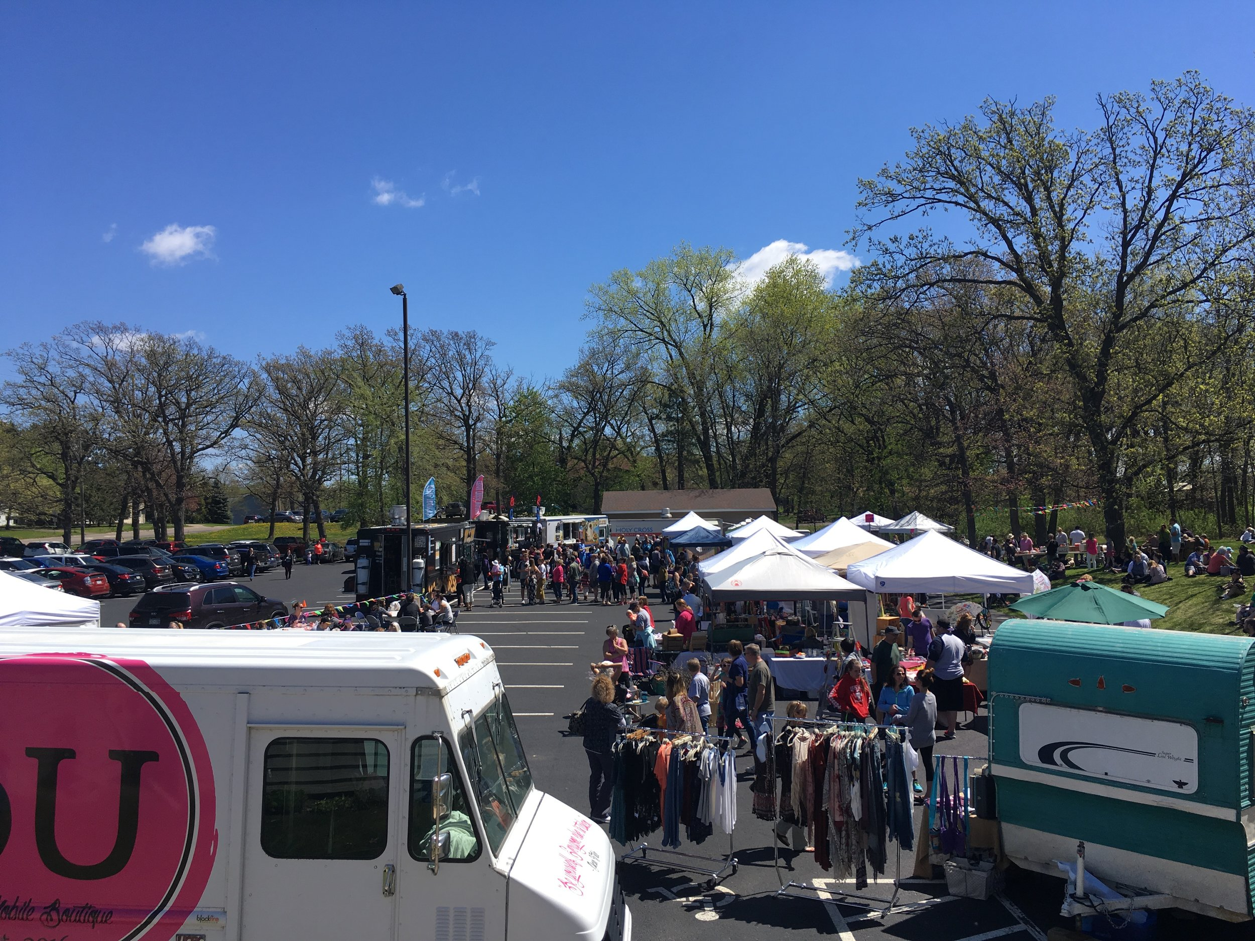 2019 Flea Market & Food Truck Fest - Saturday, May 4 | 10am-4pm