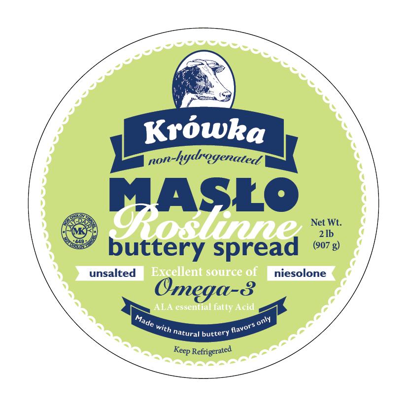 Krówka Buttery Spread