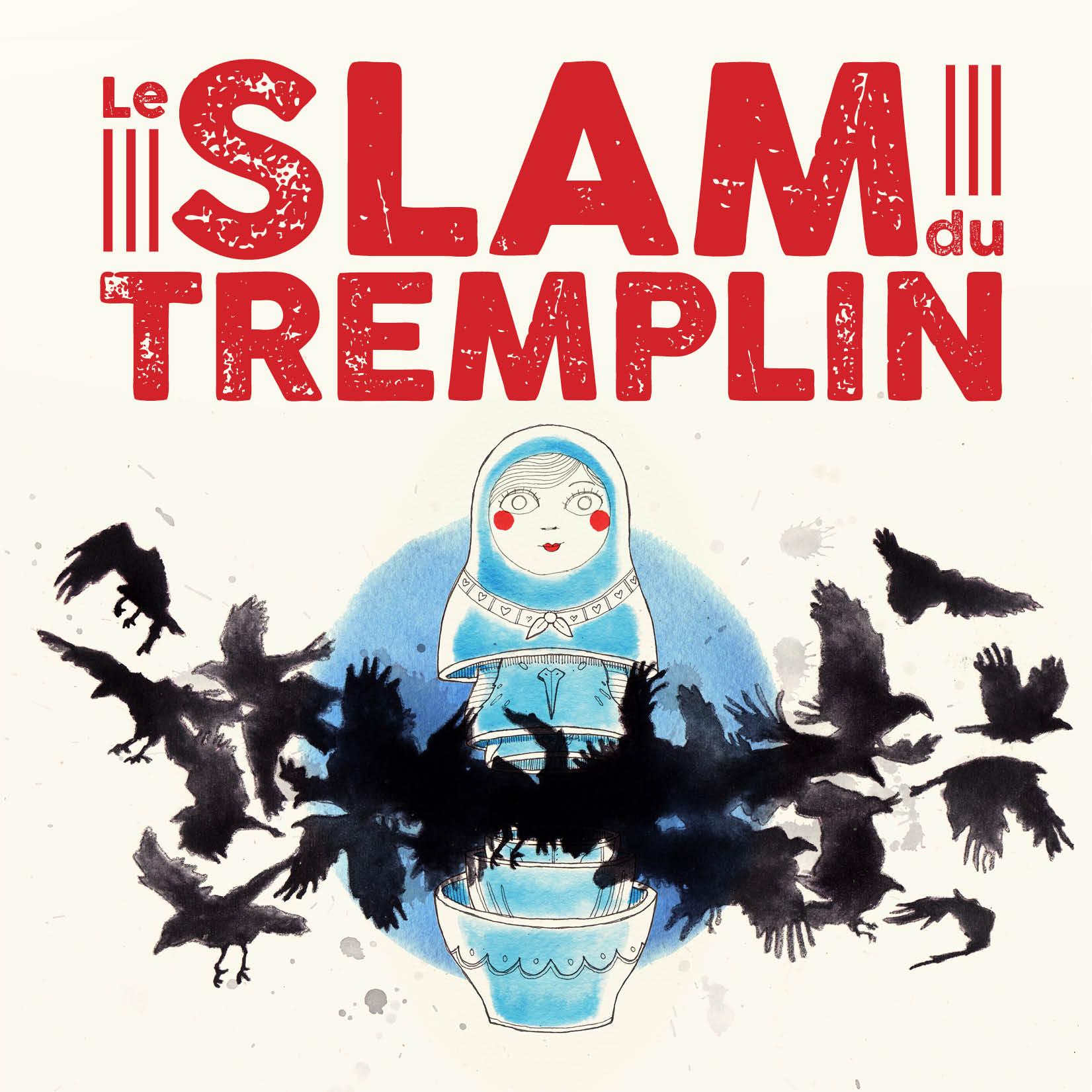 Slam du tremplin