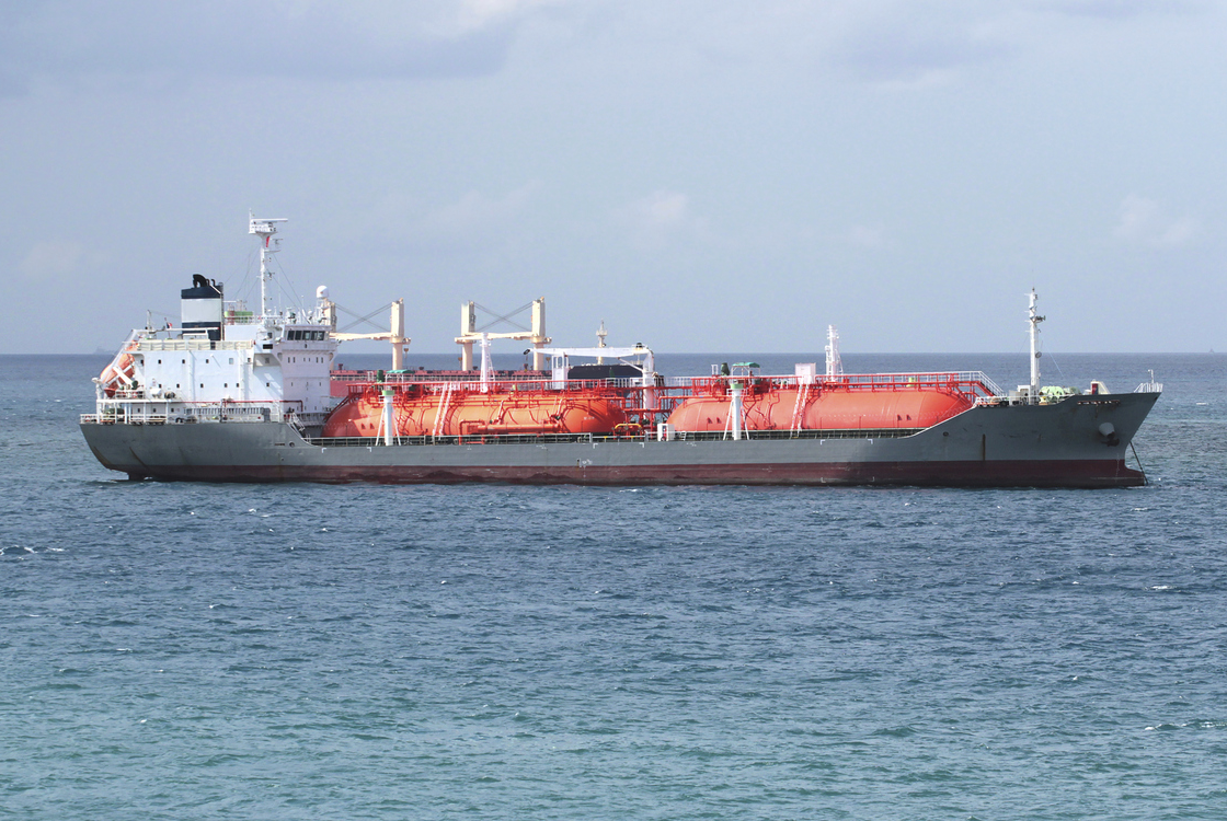 LPG Carrier – Photo by Sapsiwai/iStock / Getty Images