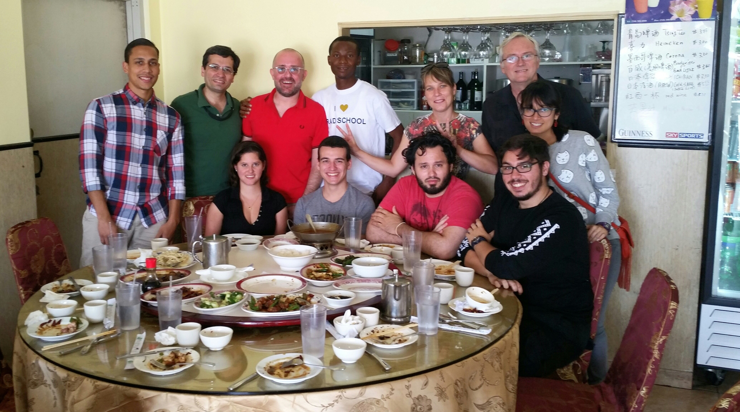 At Long Gong Restaurant