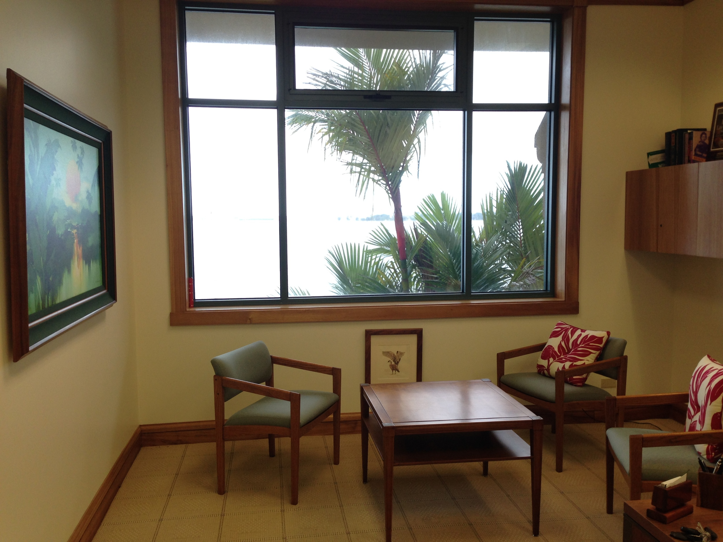 Inside our Hilo office