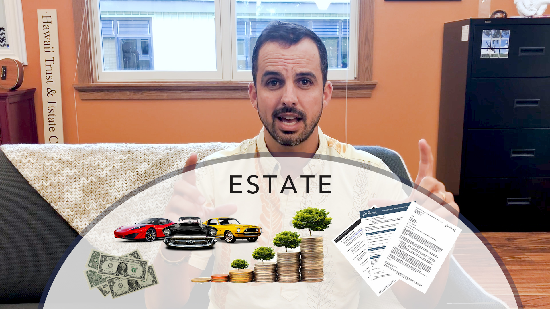 What is an estate?