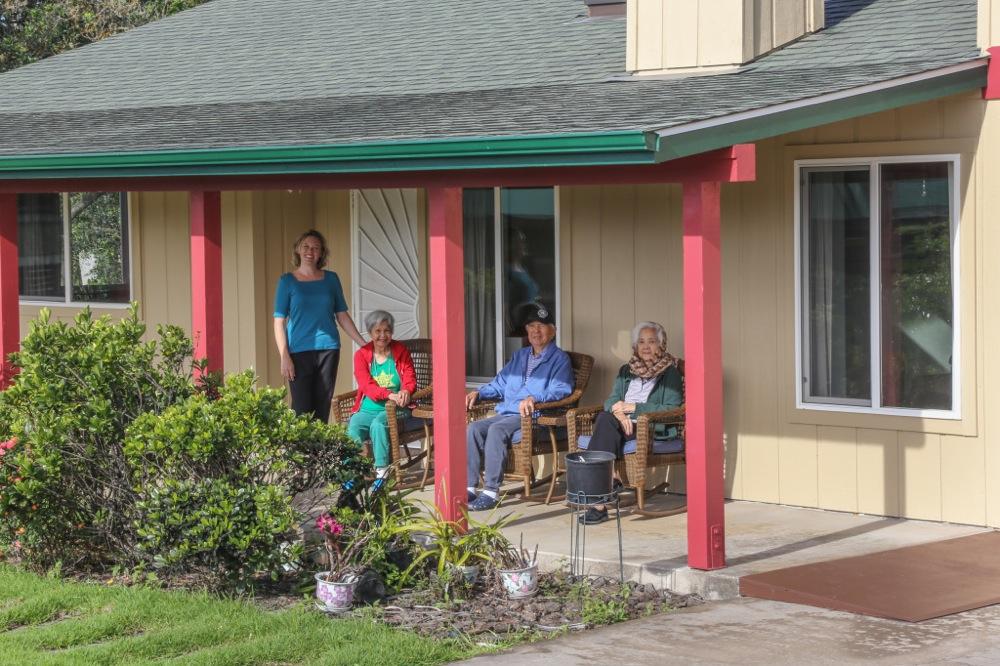 Ho`onani care home in Waimea PHOTO: Ho`onani Adult Care Services, Inc.