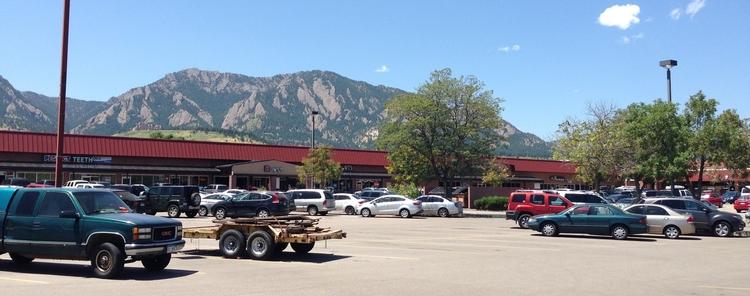 Table   Mesa Shopping Center  | Boulder, CO