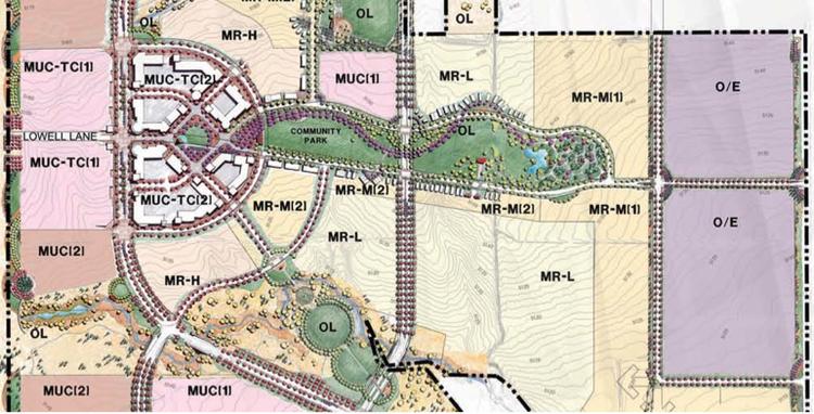 Area Master Planning  | Broomfield, CO